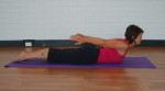 Breast Stroke Core Yoga