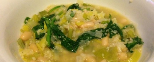 soup tasty white bean soup spinach and leek white bean roasted leek ...