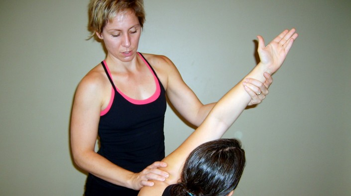 Adjusting, Assisting, Partner Yoga Training