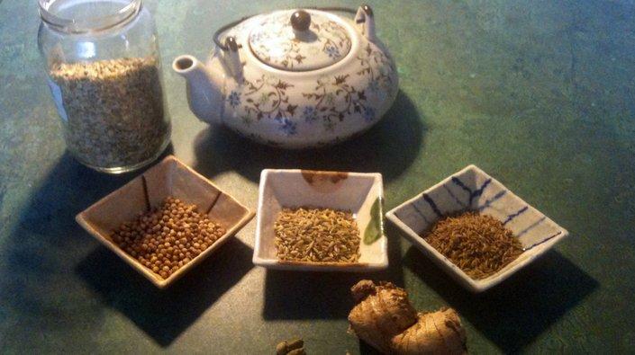 Ayurvedic Digestive Tea