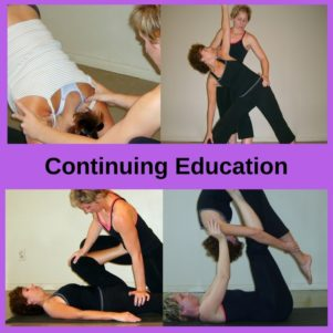 Adjusting, Assisting, Partner Yoga