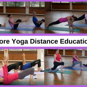 Core Yoga Distance Education Course