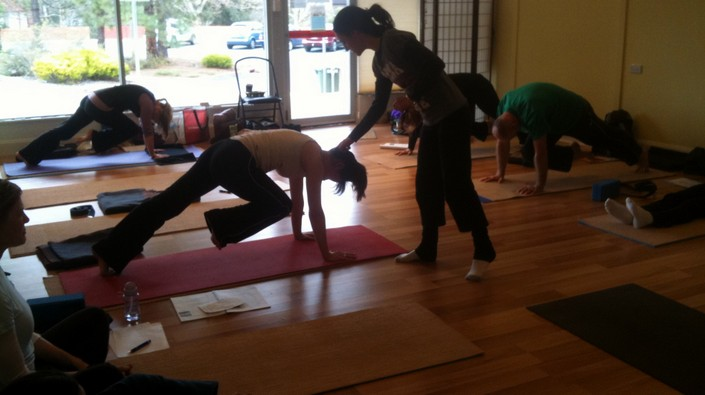 Core Yoga Instructor Training Canberra 1