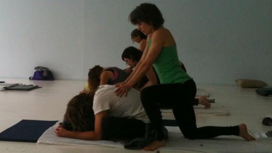 Thai Yoga Massage Training Courses