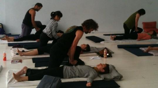 Thai Yoga Massage Training Courses Australia