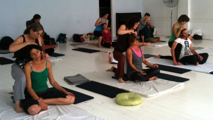 Thai Yoga Massage Practitioner Training Level 1