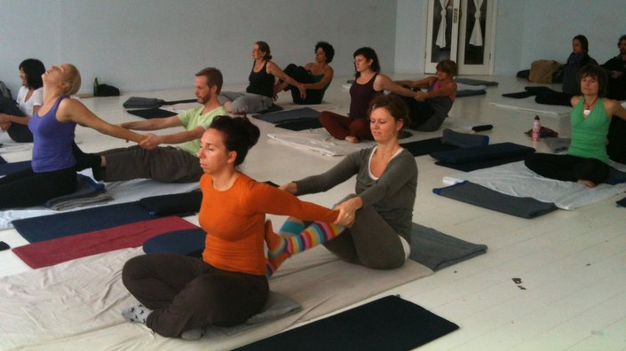 Thai Yoga Massage Training Australia