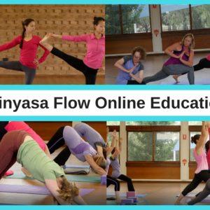 Vinyasa Flow Online Yoga Course